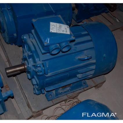 Электродвигатель трёхфазный АИР 225М6 37кВт 1000об/мин