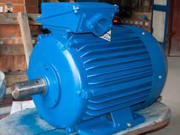 Электродвигатель трёхфазный АИР 250S8 37кВт 750об/мин