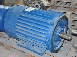 Электродвигатель трёхфазный АИР 315S6 110кВт 1000об/мин