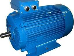 Электродвигатель UMEB 45 кВт. / 1500 об. мин.