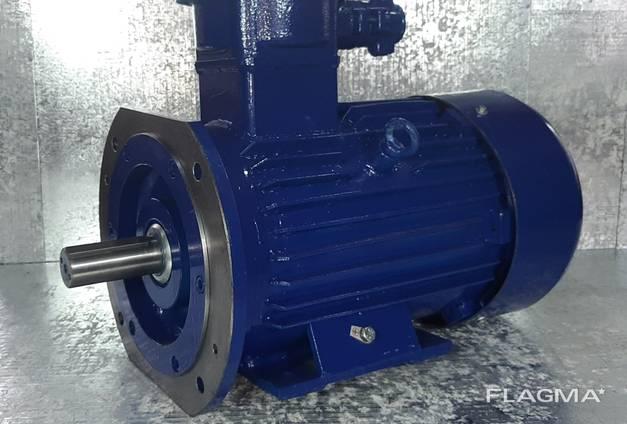 Электродвигатель взрывозащищенный 2ВР160М4 18,5 кВт/1500 об