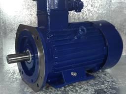 Электродвигатель взрывозащищенный 2ВР160М4 18, 5 кВт/1500 об