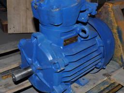 Электродвигатель взрывозащищенный АИМ112МА8 2, 2кВт 750об/мин