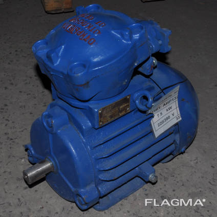 Электродвигатель взрывозащищенный АИММ90L4 2,2кВт 1500об/мин