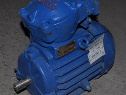 Электродвигатель взрывозащищенный АИММ90L4 2, 2кВт 1500об/мин