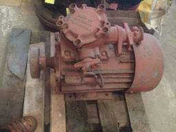 Электродвигатель взрывозащищенный ВАО-42-4, 5, 5кВт 1500об