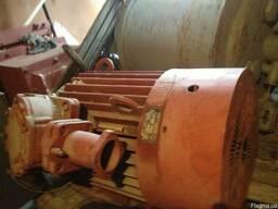 Электродвигатель взрывозащищенный ВР250S2 75 квт 3000 об/мин