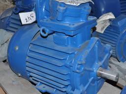 Электродвигатель взрывозащищённый АИМ 132М8 5, 5кВт
