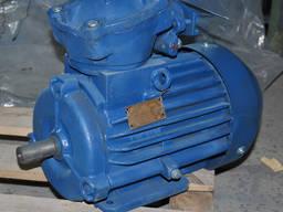 Электродвигатель взрывозащищённый АИММ 100L2 5, 5кВт