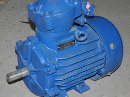 Электродвигатель взрывозащищённый АИММ 112МВ6 4кВт