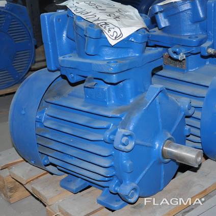 Электродвигатель взрывозащищённый АИММ 132S4 7,5кВт