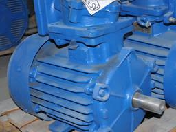 Электродвигатель взрывозащищённый АИММ 132S4 7, 5кВт