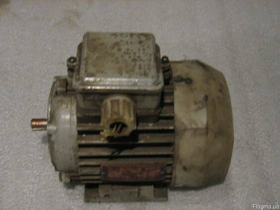 Электродвигатель4ААМ56А4У3 0,7 кВт