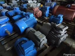 Покупаем электродвигатели асинхронные трехфазные