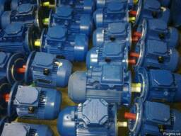 Продаем электро двигатели, насосы, мотор редукторы