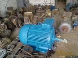 Электродвигатели АИР,4АМ 250М8 (45кВт,700об/мин)