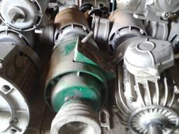 Электродвигатели асинхронные 0,25кВт 0,37кВт 0,5кВт 0,6кВт 1,1кВт 1,2кВт