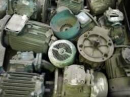 Электродвигатели б/у и новые