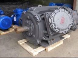 Электродвигатели типа 5АМ 4АМ ВАО2 АИР от 55 кВт до 800квт