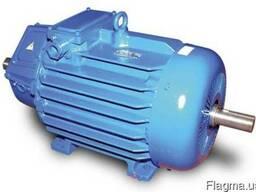 Электродвигатели Крановые MTH(F), MTKH(F), 4MTH(F), 4MTKH(F)
