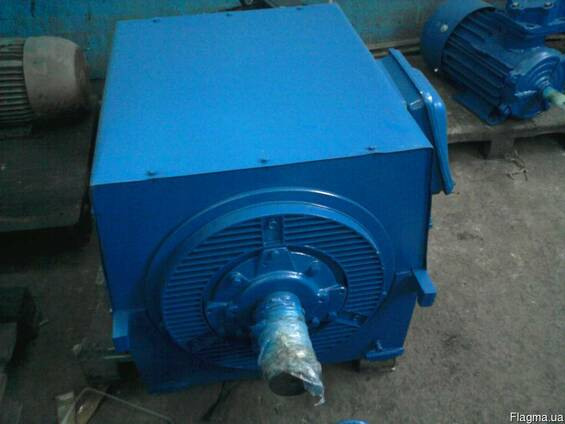 Электродвигатели общепромышленные 200 кВт 3000 об/мин 4АМН