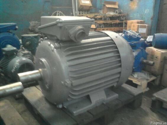 Электродвигатели 110 кВт 750 об/мин