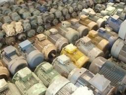 Электродвигатели общепромышленные крановые постоянного тока