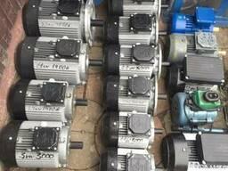 Электродвигатели общепромышленные, крановые, . . .