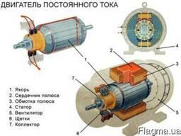 Электродвигатель трехфазный 4АМ 132 кВт