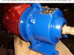 Электродвигатели, редукторы, мотор-редукторы, тэльферы - фото 4