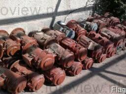 Электродвигатели Судовые