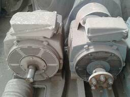 Электродвигателя 90 кВт 3000 об. мин и 110 кВт 3000 об. мин