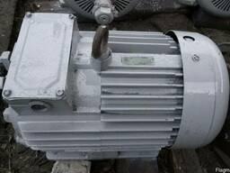 Электродвигателя крановые MTF 312 - 8, MTKF 312 - 6