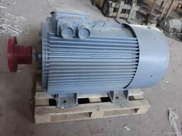 Електродвигун 110кВт/600 об/хв