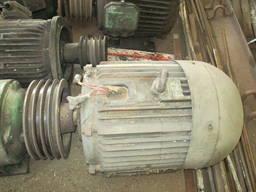 Електродвигун 18, 5кВ асинхронний