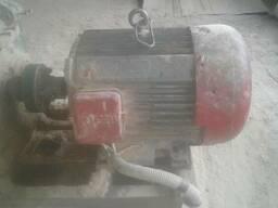 Електродвигун 90 кВт 1500 об. хв. ASI (Румунія) Б/У