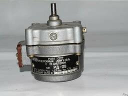 Електродвигун приладний РД-09-А 127ВТ50ГЦ76ОБ/ХВ