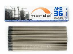 Электроды АНО-46/ Mendol Ø 3мм / вес 2,5кг / АНО-36- 3/2,5кг