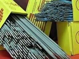 Электроды для сварки нержавеющих сталей ЦЛ-11