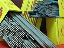 Электроды для сварки нержавеющих сталей ЦЛ-11 купить цена.
