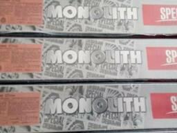Электроды по чугуну Monolith ЦЧ-4 диаметр 3мм упак. 1кг