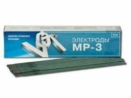 Электроды сварочные мр-3 любые