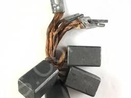 Электрографитовая щетка Э14 25х25х40-110мм