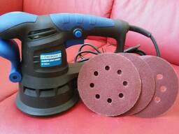 Електроінструмент з Англії Шлифмашинка Energer ENB624SDR