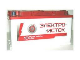 ЕлектроИсток 100 Аh/12V (правый +)