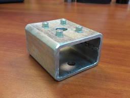 Электроколонка ЭПП-2М 660/630, переходник оцинкованный.