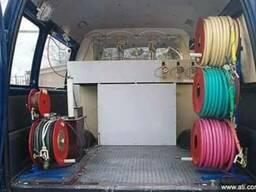 Электролаборатория кабельная передвижная КАЭЛ-3