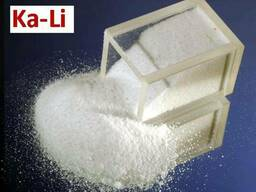 Электролит калиево-литиевый в упаковке 3, 5 кг