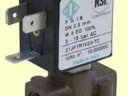 Электромагнитный клапан для воды 21JP1RRV (ODE,Italy), G 1/8