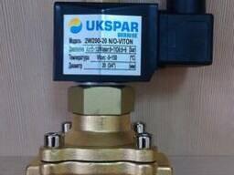 Электромагнитный клапан для воды и газа